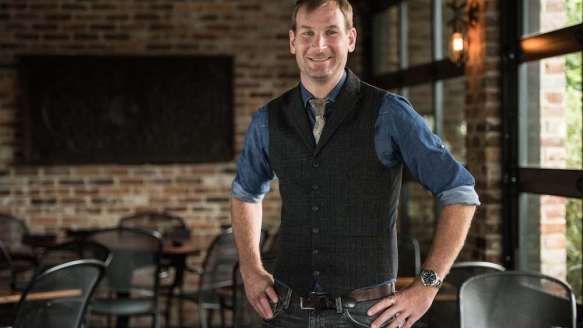 Josh Streetman to do bar takeover at Cantina 76 Greenville