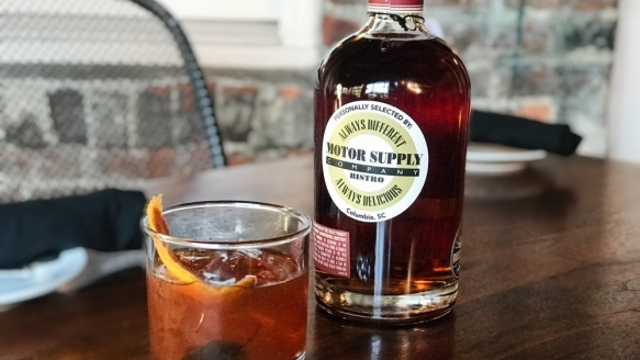 Motor Supply Co. Bistro hosts Wild Turkey Distiller's Dinner