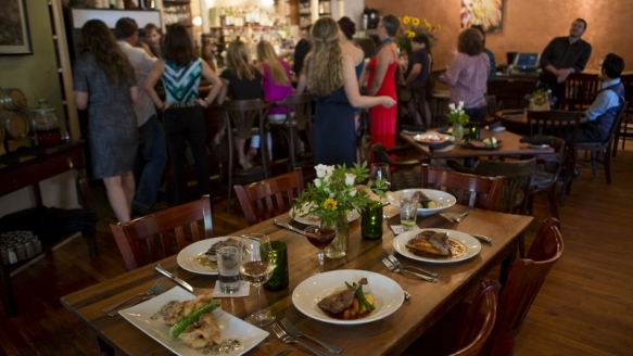 Motor Supply Co. Bistro Receives National and Local Awards