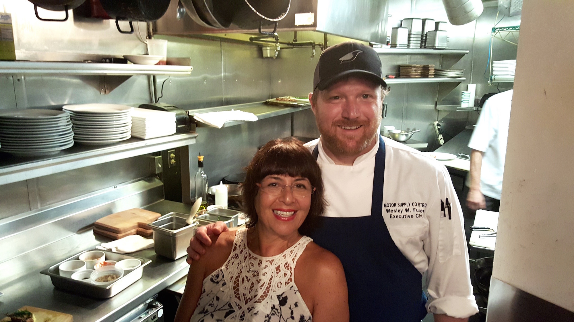 """Motor Supply Featured on Travel Channel UK TV show, """"Jeni and Olly's Deep South Food Adventures"""""""