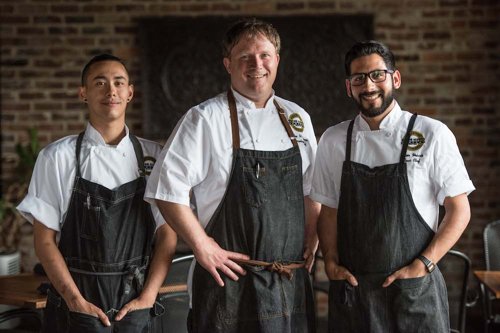 Motor Supply Chef Wes Fulmer Lands Key Guest Chef Role at Euphoria Greenville Festival