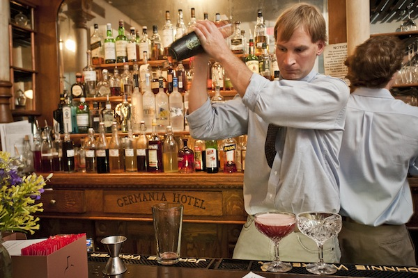 Cocktail List announced for Fall Harvest Week at Motor Supply, Oct. 15-20, 2013