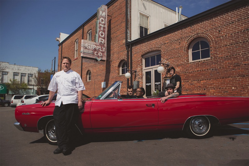 New Executive Chef Tapped at Motor Supply Co. Bistro in Columbia, S.C.