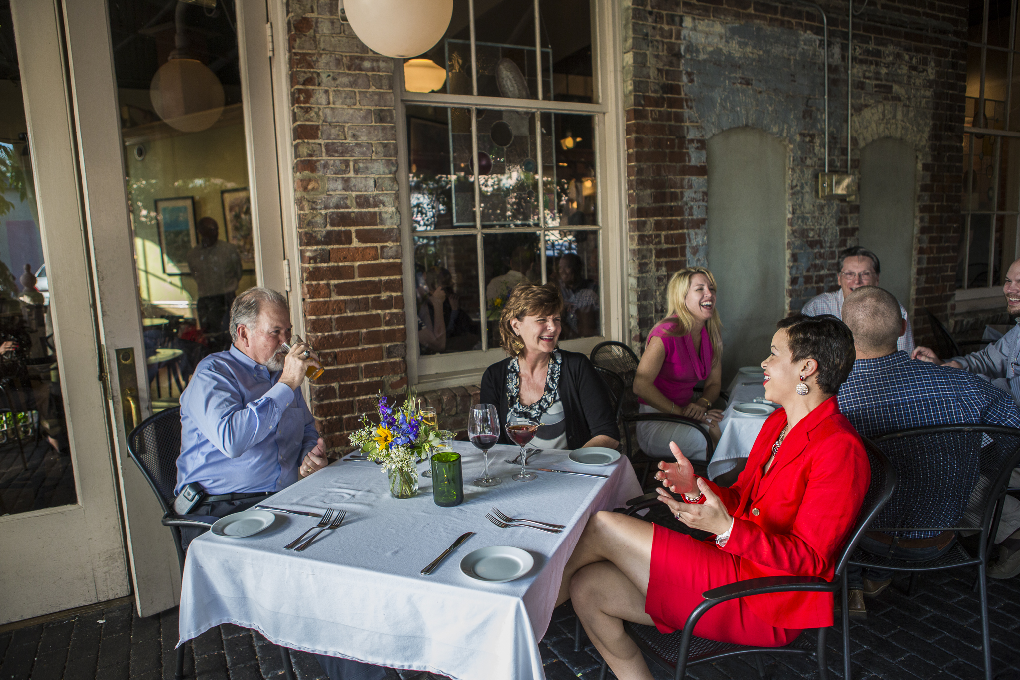 Motor's Creative Dishes and Great Service Bring Business Travelers