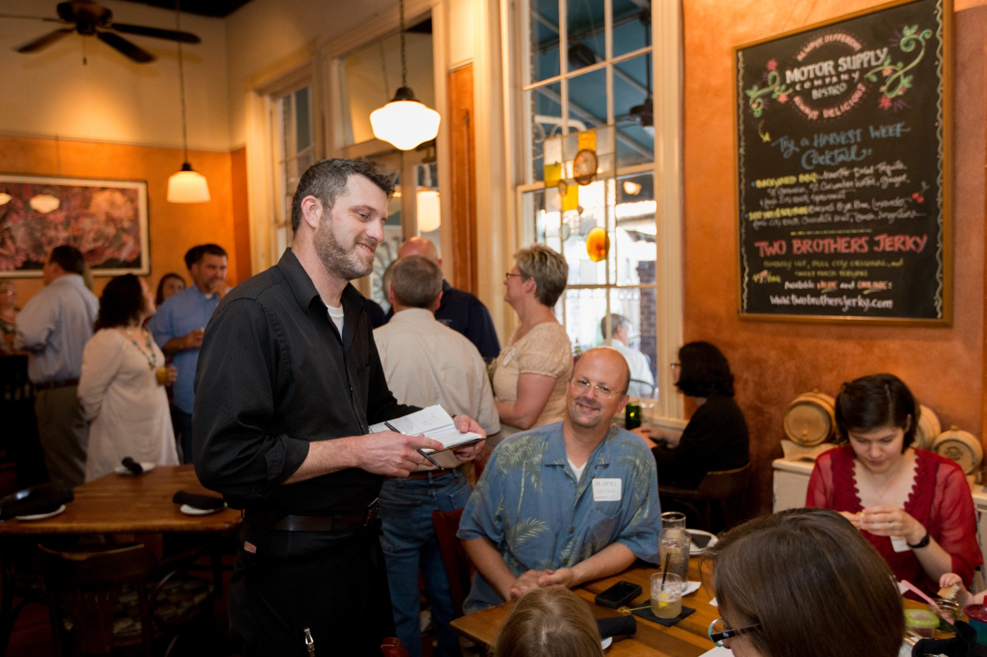 Motor Supply Co. Bistro Celebrates 25 Years During Fall Harvest Week, Oct. 7-12, 2014