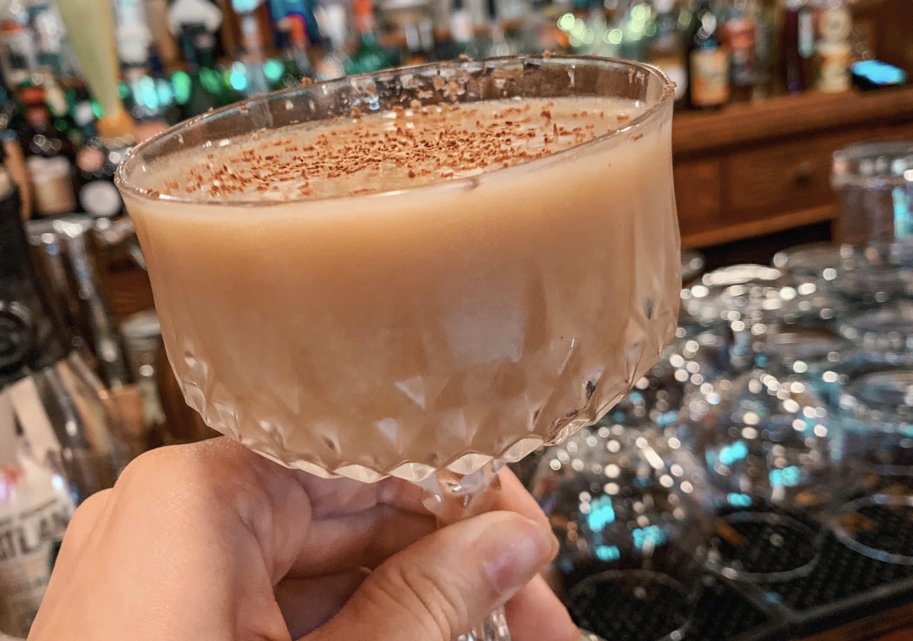 Chocolate [Martinis] are for Lovers