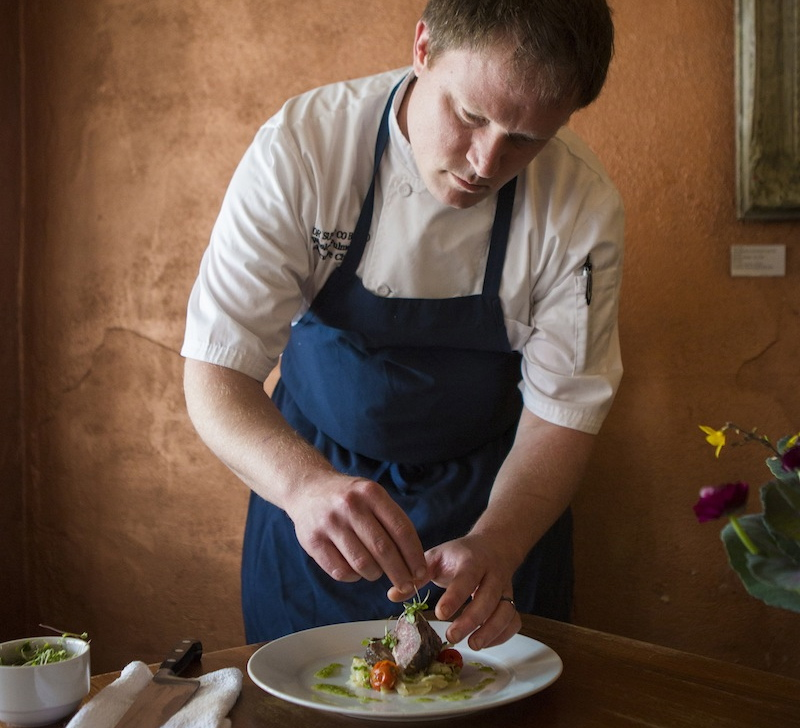 Motor Supply Chef Fulmer Joins Noted Southeast Chefs at Gourmet and Grapes on Kiawah, Feb. 6-8, 2015